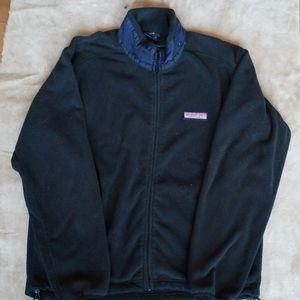 Vineyard Vines full zip fleece jacket